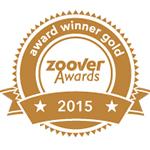 Zoover Award luxe vakantiehuis Drenthe