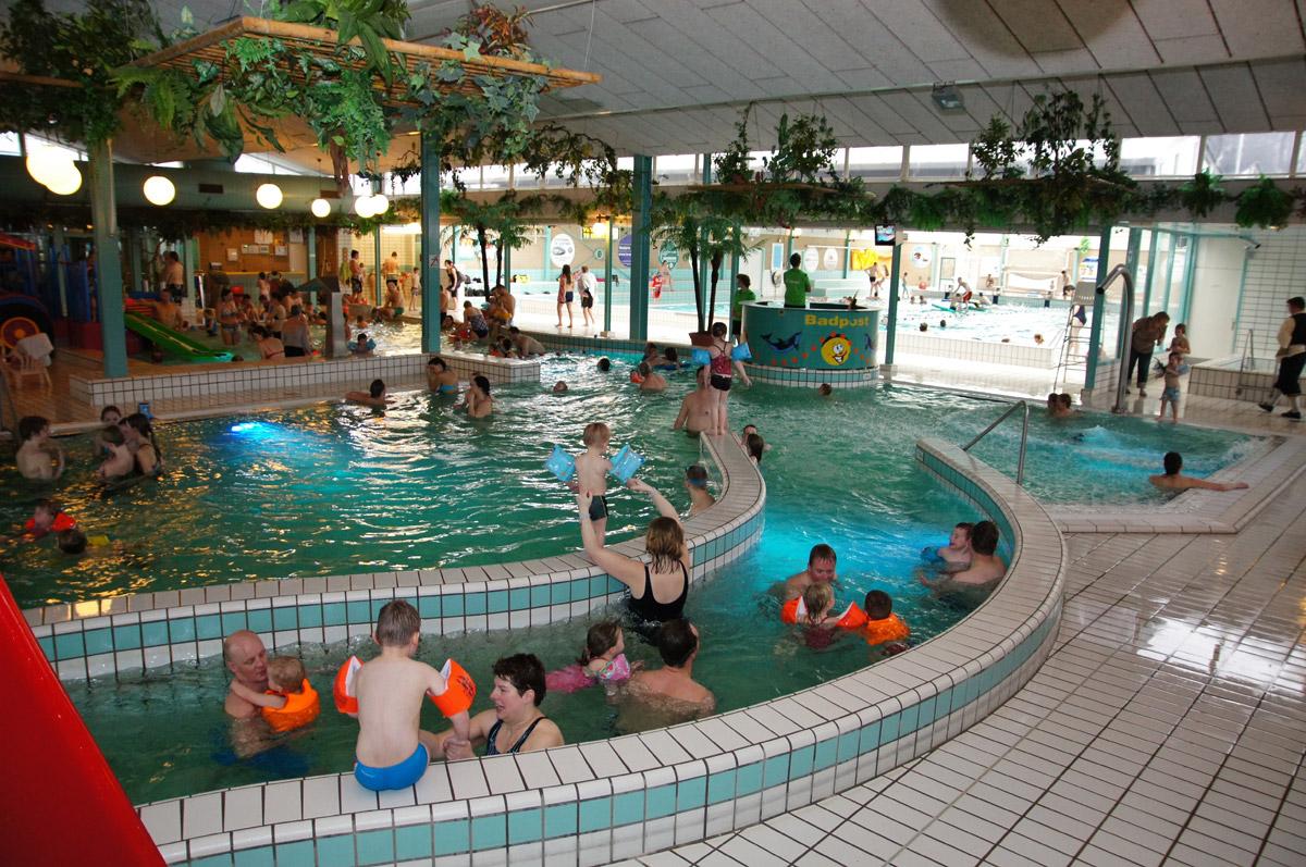 Zwembad Dolfijn Hoogeveen.Zwembaden Binnen Huis Ten Bos