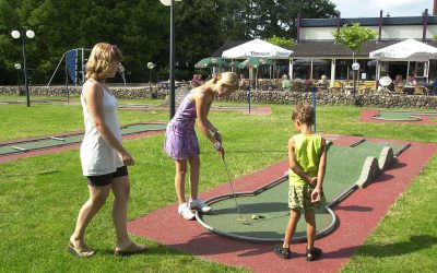 Golf – Minigolf – Peerdengolf – Pitch en Putt