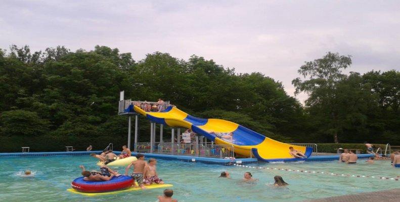 Zwembaden – Buiten