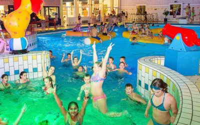 Zwembaden – Binnen