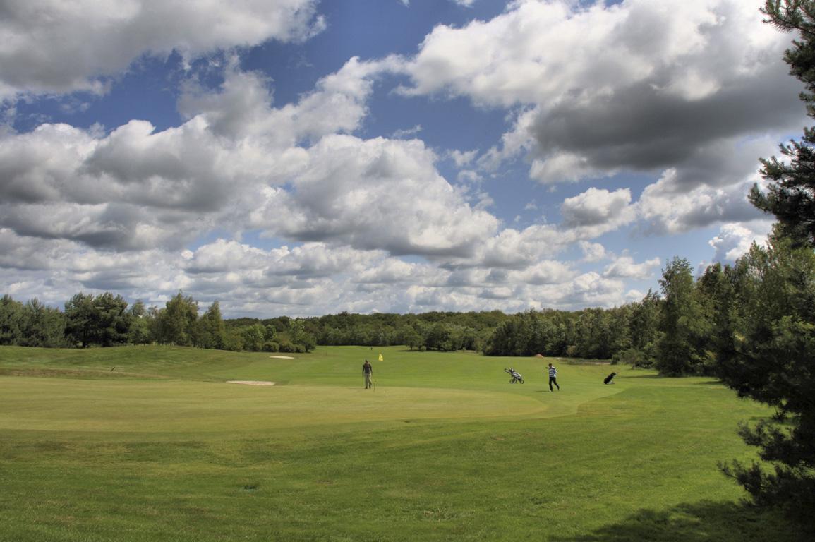 Golf - Minigolf - Peerdengolf - Pitch en Putt - Huis ten Bos Golfclub Havelte